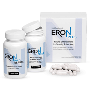 ERON PLUS is an innovative product that will change your erotic life!