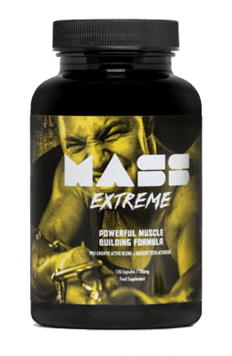 Mass Extreme is an unconventional and reliable way to intensify the development of muscle mass and sculpt your figure!