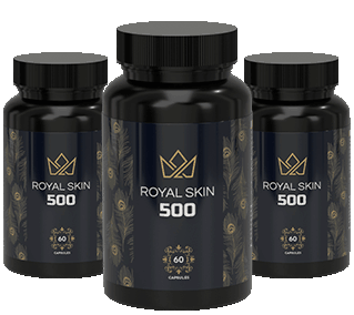 Royal Skin 500 is a modern drug in the form of capsules that will free you from acne and various skin diseases!