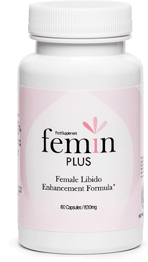 Femin Plus is an original dietary supplement that is able to boost the erotic life of every woman.