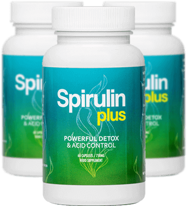 Spirulin Plus supports the detoxification of the body and accelerates the weight loss process.