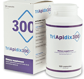 Triapidix300 is a modern dietary supplement that will help you lose weight effectively!
