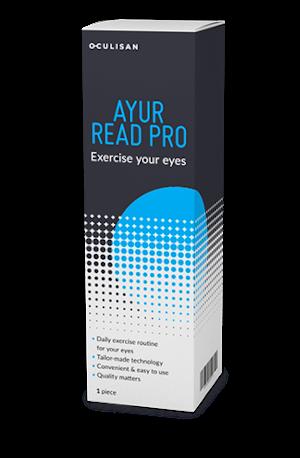 Ayur Read Pro jsou inovativní brýle, které se efektivně postarají o vaše oči a zlepší váš zrak!