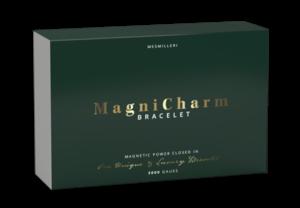 MagniCharm Bracelet je inovativní kapela, která vás zbaví veškeré bolesti!