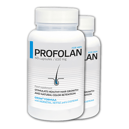 PROFOLAN is a beneficial way to get rid of the problem of alopecia! The supplement provides clear and expected results!