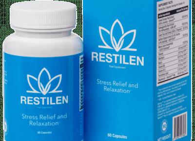 Restilen vám pomůže efektivně kontrolovat stres. Snižuje pocit úzkosti a nervozity!