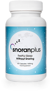 Snoran Plus is an innovative dietary supplement that will eliminate snoring in 95%! It is completely natural and functional!